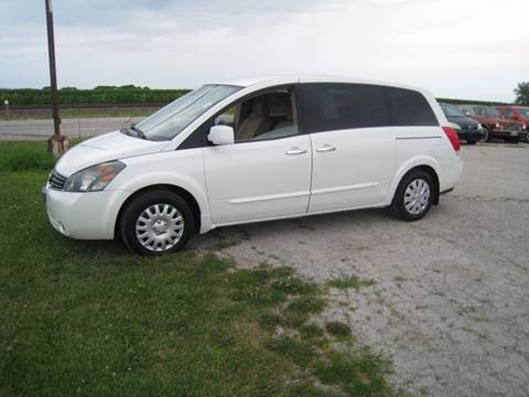 2007 Nissan Quest for sale at BEST CAR MARKET INC in Mc Lean IL