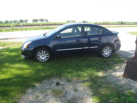 2011 Nissan Sentra for sale at BEST CAR MARKET INC in Mc Lean IL