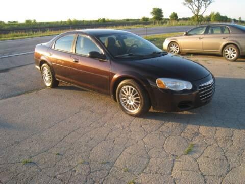2004 Chrysler Sebring for sale at BEST CAR MARKET INC in Mc Lean IL
