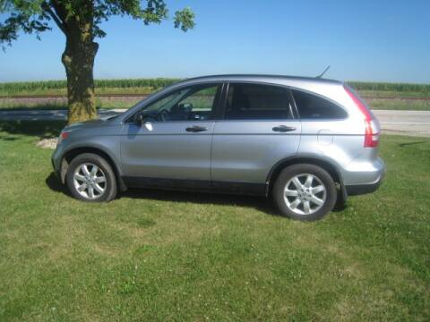 2007 Honda CR-V for sale at BEST CAR MARKET INC in Mc Lean IL