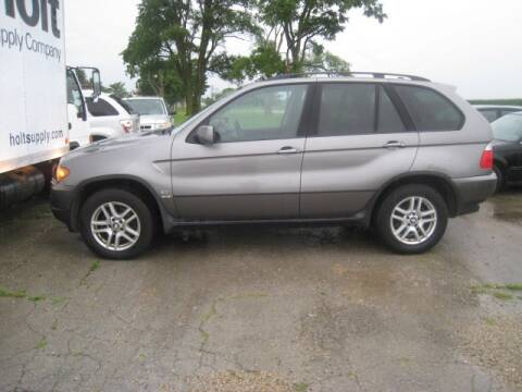 2004 BMW X5 for sale at BEST CAR MARKET INC in Mc Lean IL