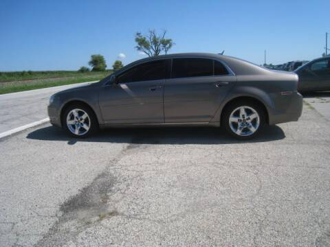 2010 Chevrolet Malibu for sale at BEST CAR MARKET INC in Mc Lean IL