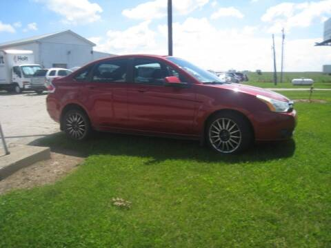 2009 Ford Focus for sale at BEST CAR MARKET INC in Mc Lean IL