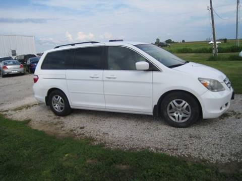 2007 Honda Odyssey for sale at BEST CAR MARKET INC in Mc Lean IL