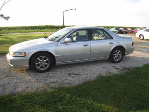 2001 Cadillac Seville for sale in Mc Lean, IL
