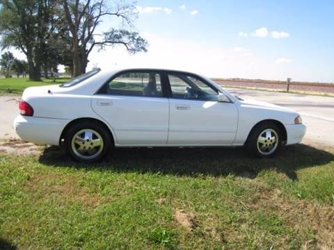 1999 Mazda 626 for sale in Mc Lean, IL