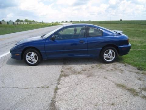 2003 Pontiac Sunfire for sale in Mc Lean, IL