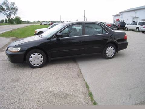 1998 Honda Accord for sale at BEST CAR MARKET INC in Mc Lean IL
