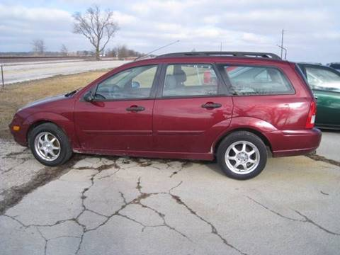 2006 Ford Focus for sale at BEST CAR MARKET INC in Mc Lean IL