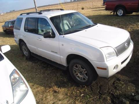 2002 Mercury Mountaineer for sale at BEST CAR MARKET INC in Mc Lean IL