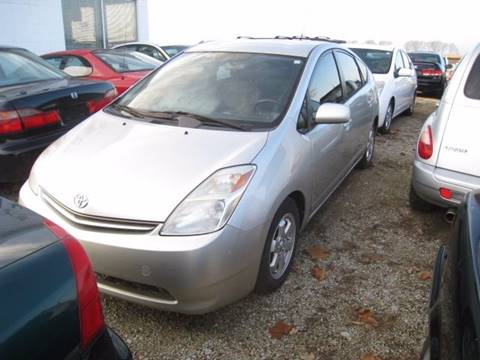 2005 Toyota Prius for sale at BEST CAR MARKET INC in Mc Lean IL