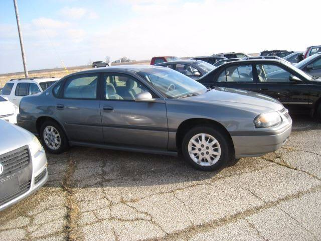 2005 Chevrolet Impala for sale at BEST CAR MARKET INC in Mc Lean IL