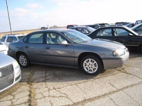 2005 Chevrolet Impala For Sale In Mc Lean Il