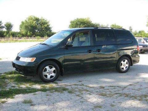 2000 Honda Odyssey for sale at BEST CAR MARKET INC in Mc Lean IL