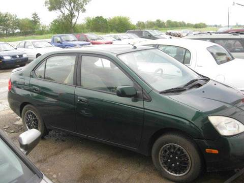 2001 Toyota Prius for sale at BEST CAR MARKET INC in Mc Lean IL