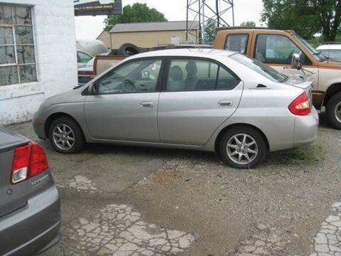 2002 Toyota Prius for sale at BEST CAR MARKET INC in Mc Lean IL