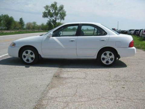2004 Nissan Sentra for sale at BEST CAR MARKET INC in Mc Lean IL