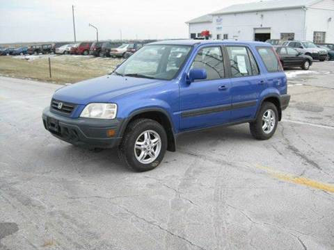 2000 Honda CR-V for sale at BEST CAR MARKET INC in Mc Lean IL