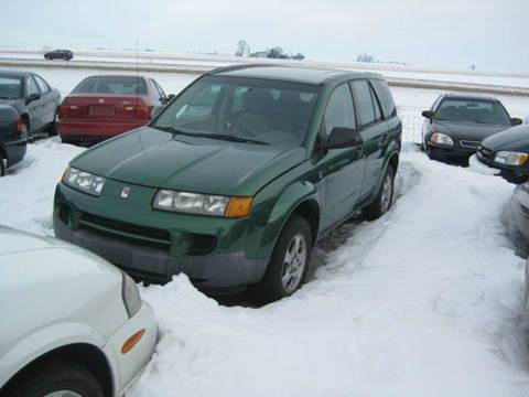 2003 Saturn Vue for sale at BEST CAR MARKET INC in Mc Lean IL