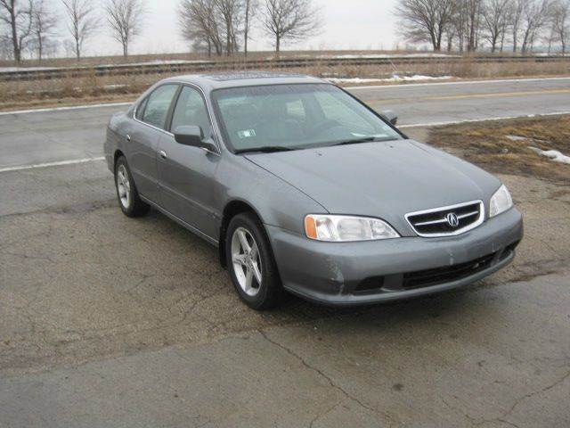 2000 Acura TL for sale at BEST CAR MARKET INC in Mc Lean IL
