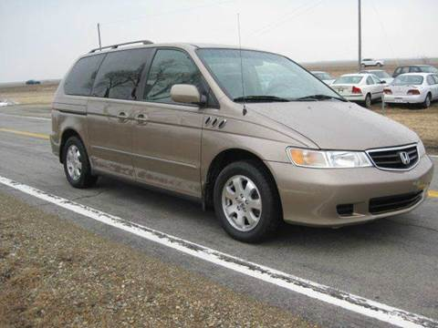 2003 Honda Odyssey for sale at BEST CAR MARKET INC in Mc Lean IL