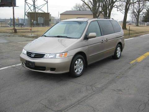 used 2003 honda odyssey for sale in illinois. Black Bedroom Furniture Sets. Home Design Ideas