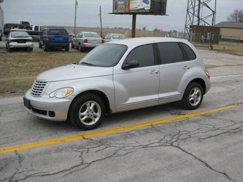 2008 Chrysler PT Cruiser for sale at BEST CAR MARKET INC in Mc Lean IL