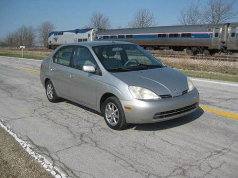 2002 Toyota Prius For Sale In Mc Lean, IL
