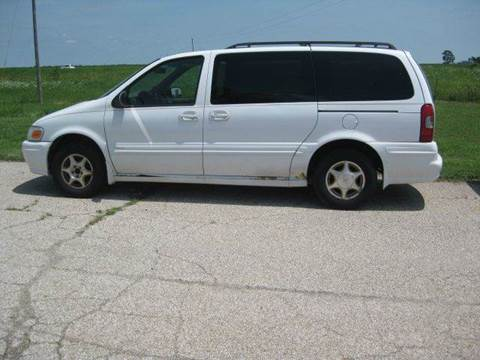 2000 Oldsmobile Silhouette for sale at BEST CAR MARKET INC in Mc Lean IL