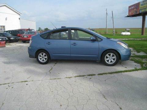 2004 Toyota Prius for sale at BEST CAR MARKET INC in Mc Lean IL