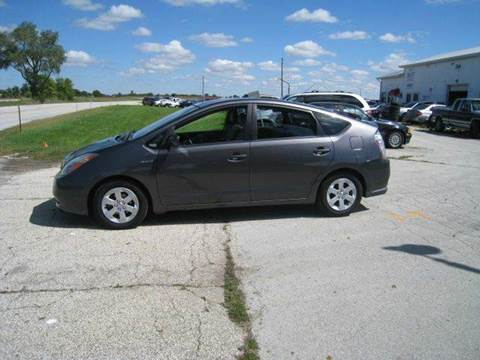 2008 Toyota Prius for sale at BEST CAR MARKET INC in Mc Lean IL
