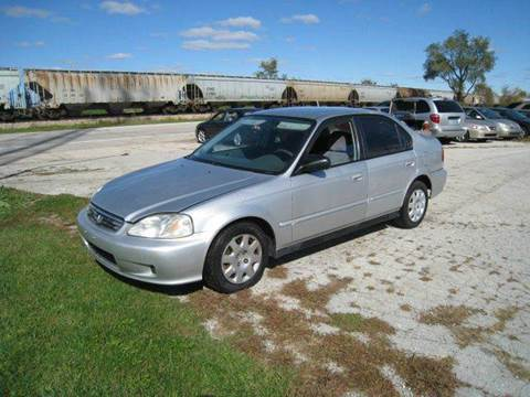 1999 Honda Civic For Sale  Carsforsalecom