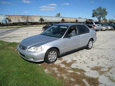 1999 Honda Civic for sale in Mc Lean, IL
