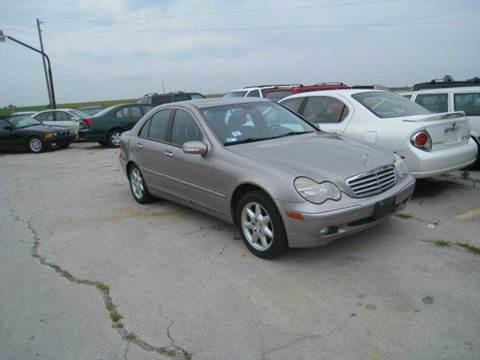 2003 Mercedes-Benz C-Class for sale at BEST CAR MARKET INC in Mc Lean IL