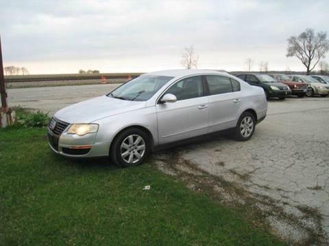 2006 Volkswagen Passat for sale at BEST CAR MARKET INC in Mc Lean IL
