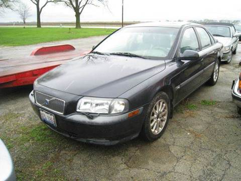 1999 Volvo S80 for sale at BEST CAR MARKET INC in Mc Lean IL