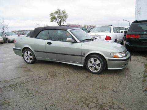 2002 Saab 9-3 for sale at BEST CAR MARKET INC in Mc Lean IL