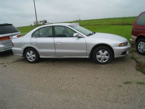 2002 Mitsubishi Galant for sale in Mc Lean, IL