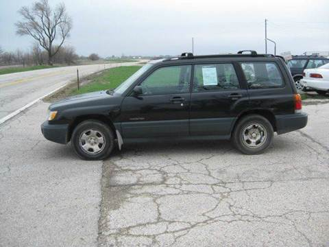 1998 Subaru Forester for sale in Mc Lean, IL