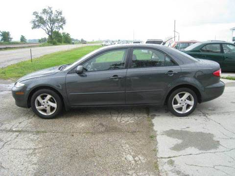 2004 Mazda MAZDA6 for sale at BEST CAR MARKET INC in Mc Lean IL