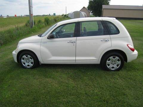 2006 Chrysler PT Cruiser for sale at BEST CAR MARKET INC in Mc Lean IL