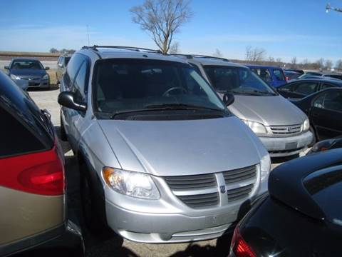 2007 Dodge Grand Caravan for sale at BEST CAR MARKET INC in Mc Lean IL