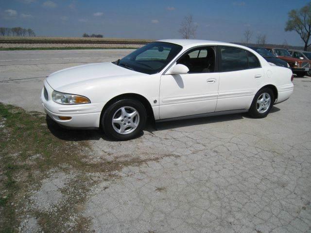 2003 Buick LeSabre for sale at BEST CAR MARKET INC in Mc Lean IL