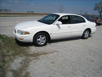 2003 Buick LeSabre for sale at BEST CAR MARKET INC in Mc Lean IL