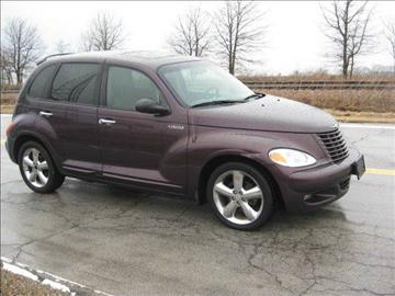 2005 Chrysler PT Cruiser for sale at BEST CAR MARKET INC in Mc Lean IL