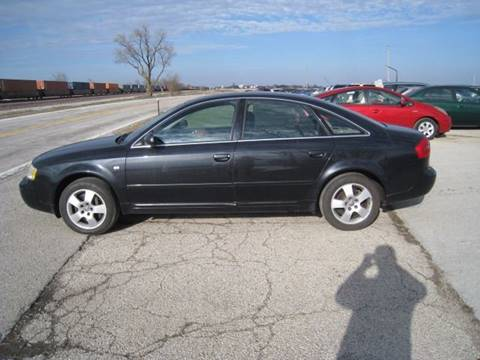 2001 Audi A6 for sale at BEST CAR MARKET INC in Mc Lean IL