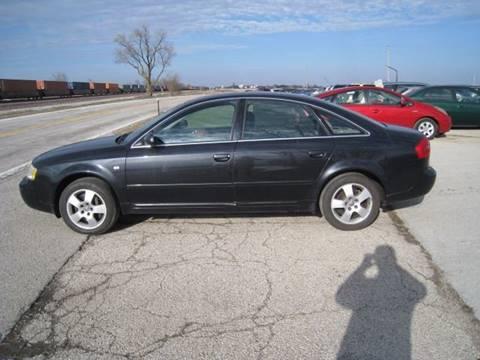 2001 Audi A6 for sale in Mc Lean, IL