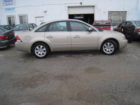 2005 Mercury Montego for sale in Mc Lean, IL