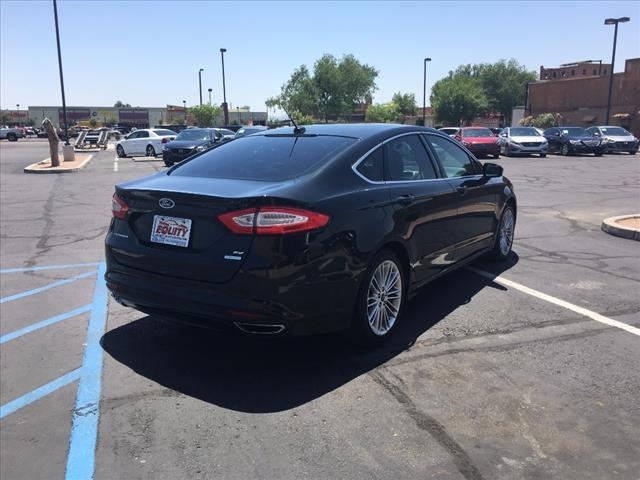 2013 Ford Fusion for sale at EQUITY AUTO CENTER GLENDALE in Glendale AZ