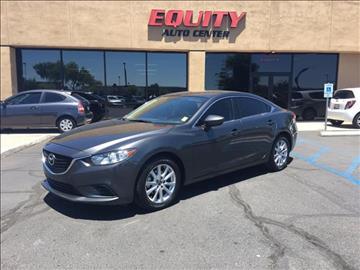 2016 Mazda MAZDA6 for sale at EQUITY AUTO CENTER GLENDALE in Glendale AZ
